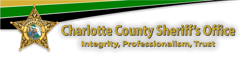 Charlote County Sheriff's office image